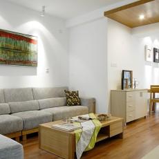 二居客厅现代装修图片欣赏