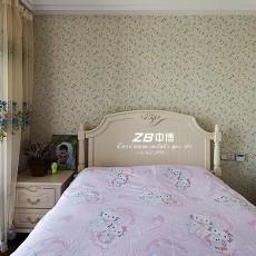 欧式田园小卧室装修效果图欣赏