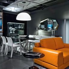 2018精选96平米三居客厅现代装修设计效果图片大全