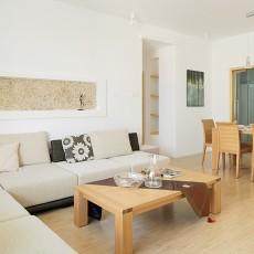 热门95平米三居客厅现代装修设计效果图