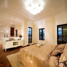 欧式一居卧室装修设计效果图片