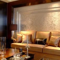 精选面积88平小户型客厅欧式装修图