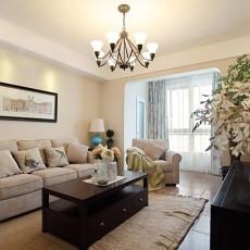 精选85平米现代小户型客厅实景图片大全