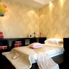 热门92平方三居卧室美式装修设计效果图片欣赏