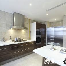 精选79平米二居厨房现代效果图