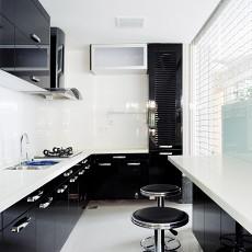 2018精选面积79平小户型厨房现代装修图片大全