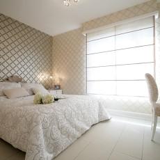 精选140平米现代别墅卧室装修实景图片