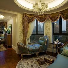 精美面积74平欧式二居休闲区装修图片大全