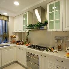 精美欧式一居厨房装修实景图片