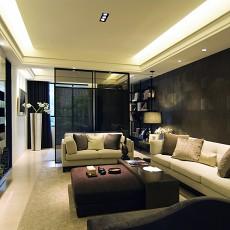 精选81平米二居客厅现代装修实景图片