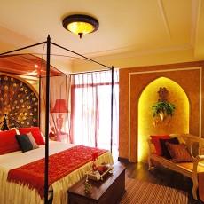 精选东南亚二居卧室装饰图片欣赏