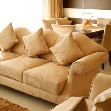 精美面积83平现代二居客厅装饰图片大全