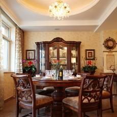 精选美式小户型餐厅装修效果图片欣赏