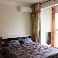 精选面积92平欧式三居卧室装修欣赏图