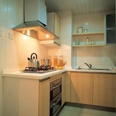 2013小厨房装修效果图片