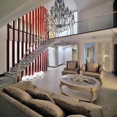 热门125平米欧式别墅客厅欣赏图片大全