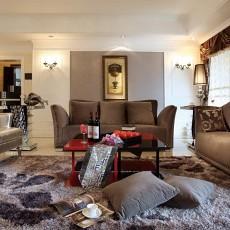 精选二居客厅欧式效果图片