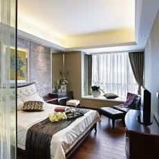 精选108平米三居卧室欧式装饰图片欣赏