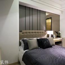 热门现代小户型卧室装修实景图片欣赏