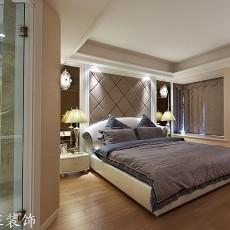 卧室带卫生间装修效果图