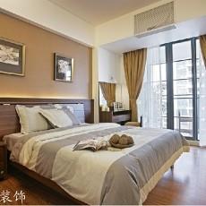 精选76平米二居卧室现代装修欣赏图片大全