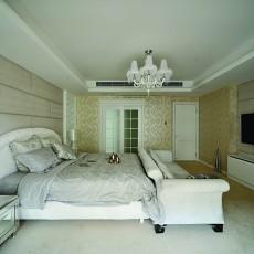 精选大小97平欧式三居卧室装修图片大全