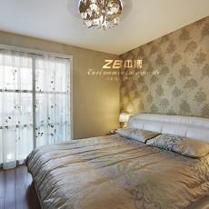 2018面积133平现代四居卧室装修设计效果图片欣赏