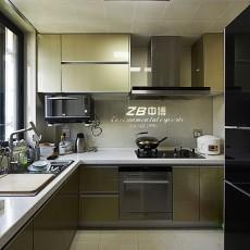热门现代四居厨房装饰图片欣赏