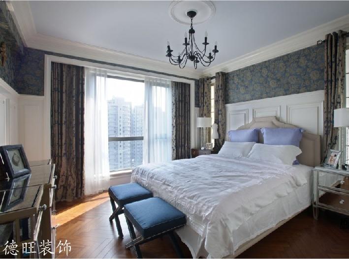 简约欧式卧室装修效果图大全