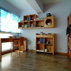 儿童房书桌装修效果图大全2013图片