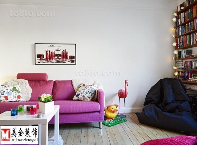 2018欧式小户型客厅装修欣赏图