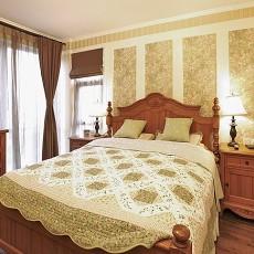 精美二居卧室美式欣赏图片