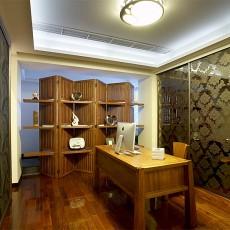 精美现代二居书房装修效果图片大全