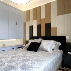 精选面积90平现代二居卧室实景图片大全