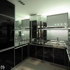 2013现代整体厨房装修效果图欣赏