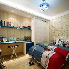 地中海儿童房装修效果图大全2013图片