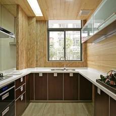 中式厨房设计效果图图片