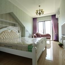 86平米二居卧室欧式装修欣赏图片