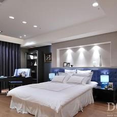 精选95平米三居卧室现代装修欣赏图片大全