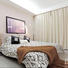 热门85平米二居卧室欧式装修图