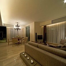精选90平方二居客厅现代装修图片大全