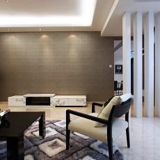 现代风格客厅装修效果图片大全