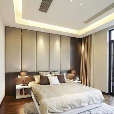 面积117平别墅卧室现代装修图片大全