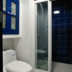 简约家庭卫生间装修效果图欣赏
