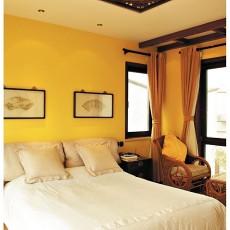 76平米中式小户型卧室装修实景图片大全