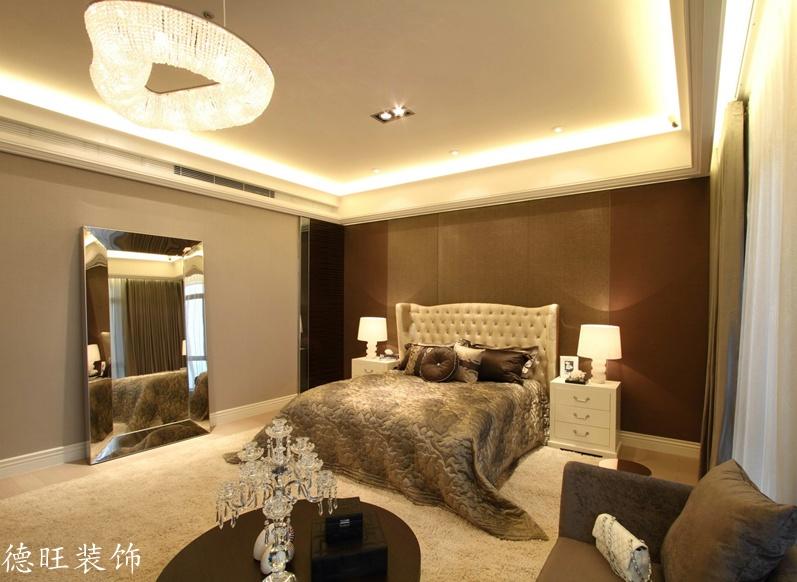 精美80平米二居卧室欧式实景图片欣赏