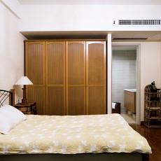 精选面积85平现代二居卧室欣赏图片