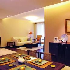 热门面积77平现代二居客厅装修效果图片大全