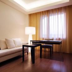 热门79平米二居休闲区现代效果图片