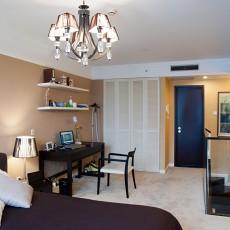 精美143平米现代复式卧室装修效果图片大全